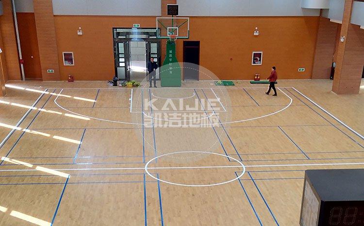 安装体育馆运动木地板,需要有哪些工具——运动木地板