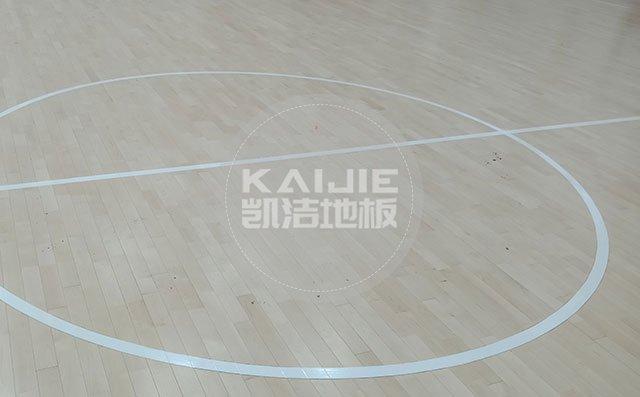 篮球场馆木地板哪个品牌好——健身房木地板
