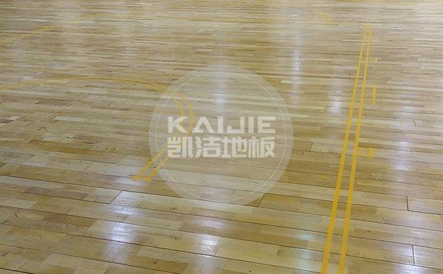 专业篮球馆木地板标准是什么——体育运动地板厂家