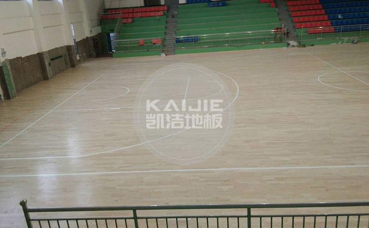2019篮球馆木地板十大品牌排行榜——体育地板厂家
