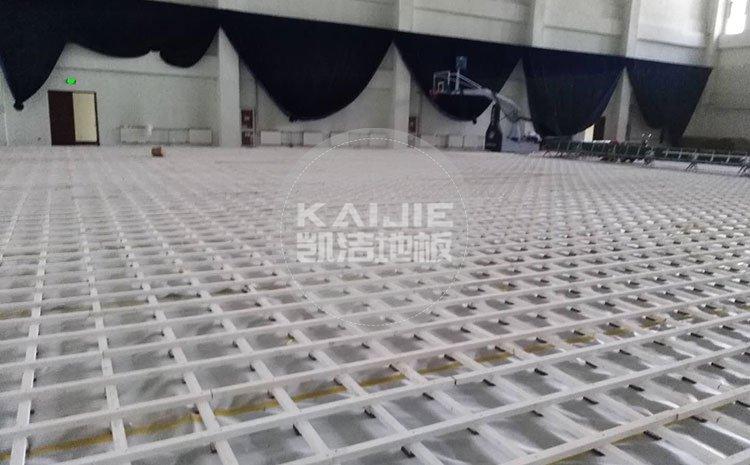 2019篮球馆木地板十大品牌排行榜——运动木地板安装
