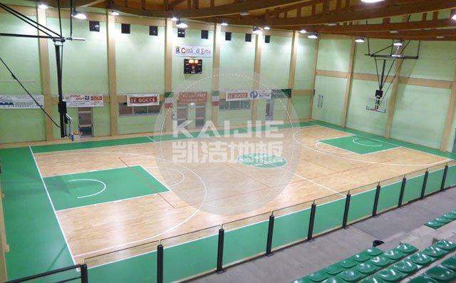 专业体育运动地板应该具备哪些特点——体育运动地板厂家