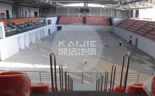 专业体育运动地板应该具备哪些特点——运动地板厂家