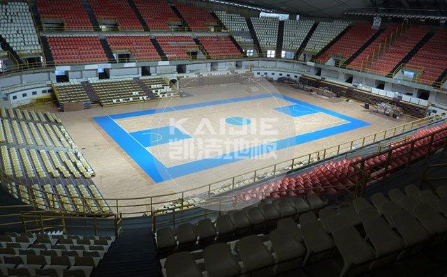 如何选择体育运动地板面板和结构——凯洁地板
