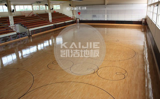 如何选择体育运动地板面板和结构——体育运动地板