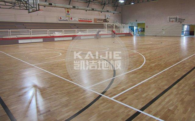 国内体育馆运动木地板市场好做吗——体育地板批发