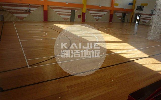 专业排球馆使用什么运动地板合适——运动地板厂家