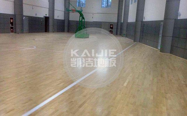 金华体育馆运动木地板环保哪个牌子好——篮球木地板