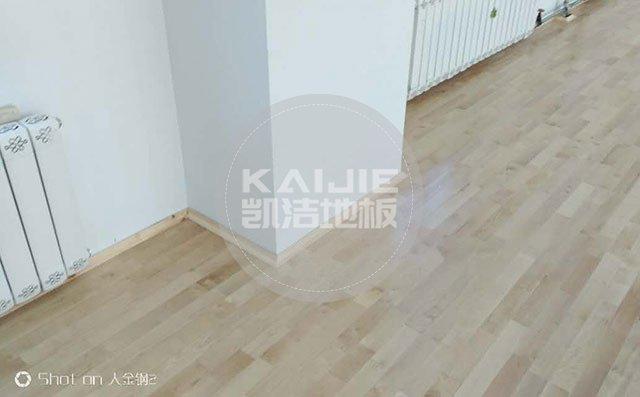 上海地材展,体育运动地板厂家争奇斗艳——运动木地板厂家