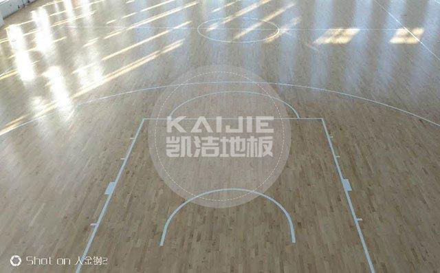 淮安舞台专用舞蹈地板有哪些规格——凯洁地板