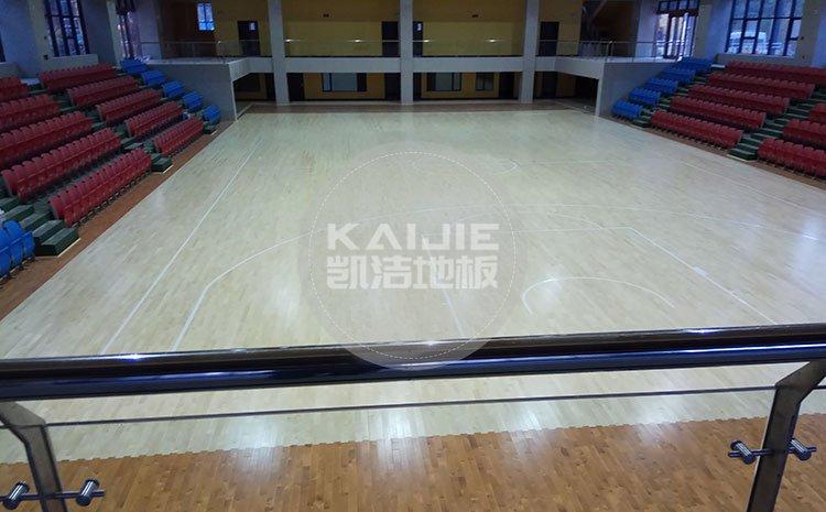 淮安舞台专用舞蹈地板有哪些规格——体育馆木地板品牌
