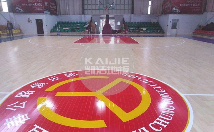 柳州体育场馆木地板品牌哪个好——运动木地板生产厂家