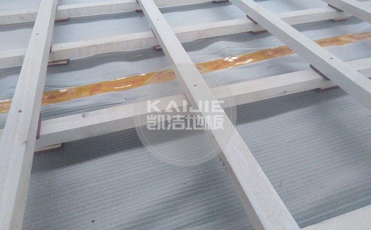 洛阳实木运动地板生产厂家哪家质量好——蓝球地板