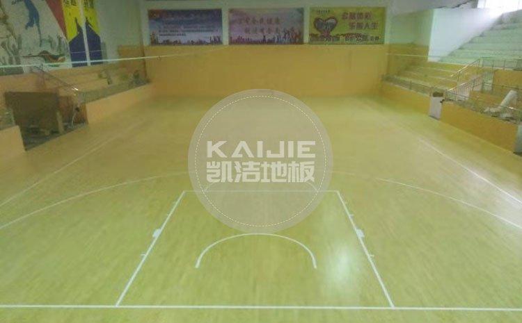 南昌篮球馆木地板十大品牌哪家好——体育木地板厂家