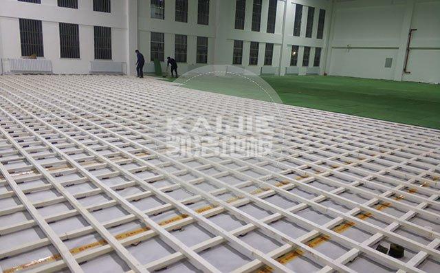 三亚实木运动地板有哪些优势——体育地板