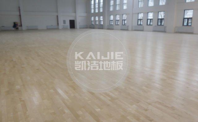 三亚实木运动地板有哪些优势——凯洁地板