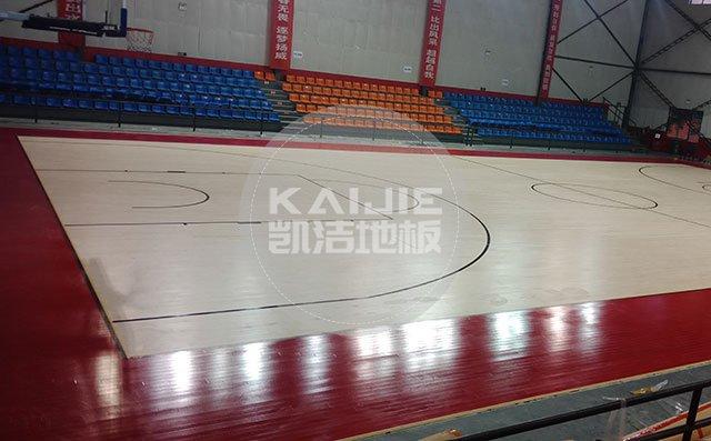 商丘室内篮球场专用木地板厂家有哪些——体育运动木地板厂家