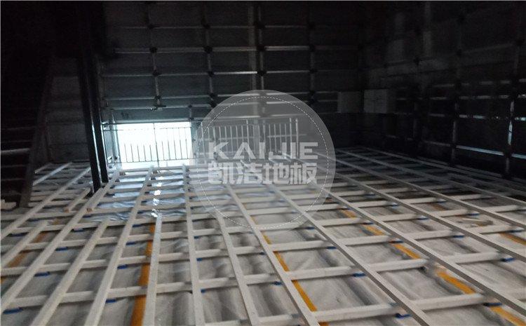 山东邹城*一中学孟子湖校区学校体育馆木地板项目——凯洁体育地板