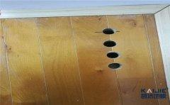 处理篮球运动木地板伸缩缝有哪些方法