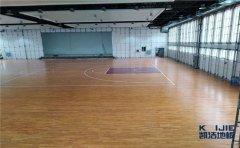 体育实木运动地板维护保养三大注意事项