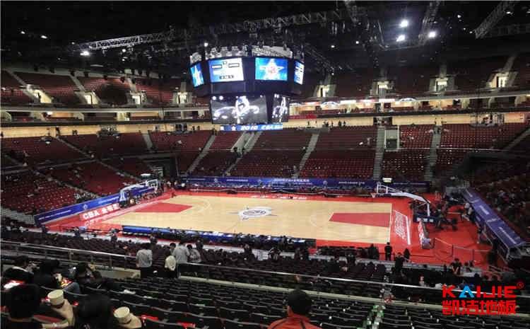 滁州体育馆运动地板十大品牌——凯洁地板