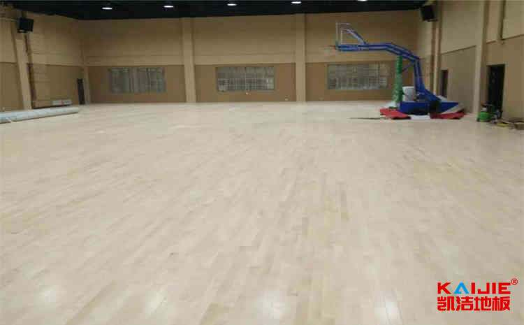陕西运动木地板品牌——凯洁地板