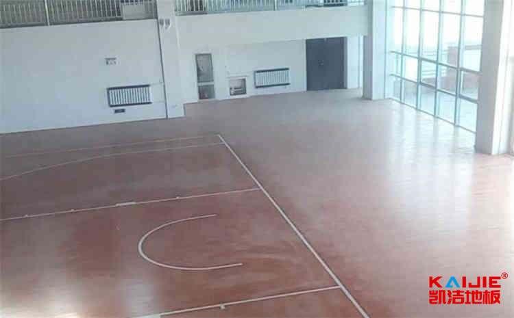常用的篮球地板价格