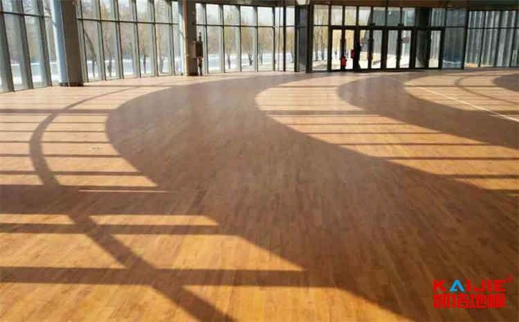 建一个壁球馆需要多少钱——壁球馆木地板厂家