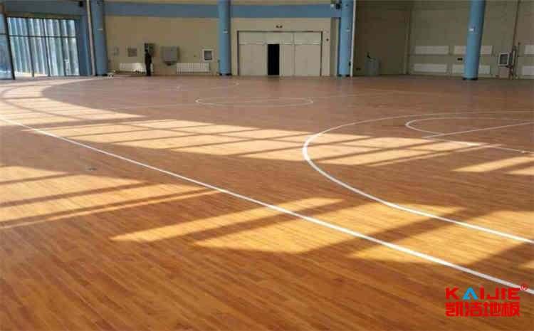 室内篮球场木地板选用什么油漆好