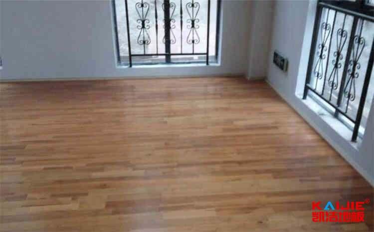 运动木地板价格区间为什么那么大——体育木地板价格