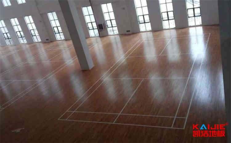 现在开壁球馆究竟赚不挣钱——壁球木地板