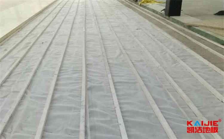 南京舞台木地板施工工艺