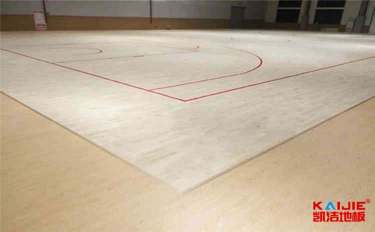 兰州体育木地板每平米造价