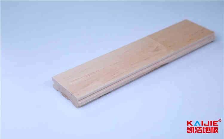 凯洁体育运动木地板有什么优势——体育地板厂家