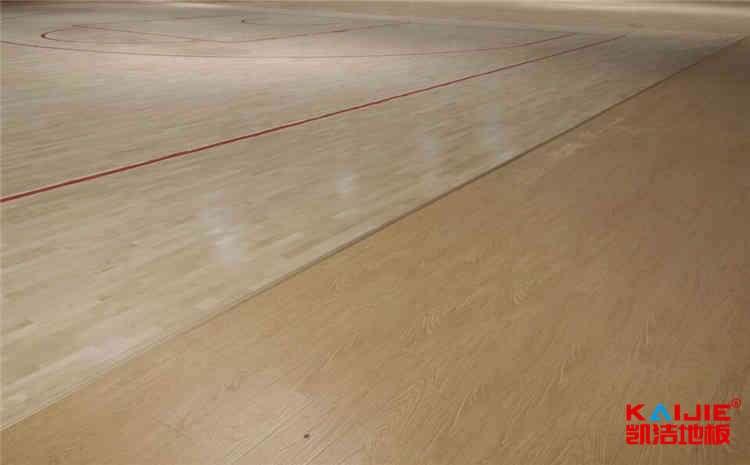 文昌体育木地板