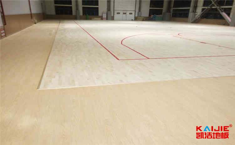 哈尔滨运动木地板生产厂家——体育运动地板