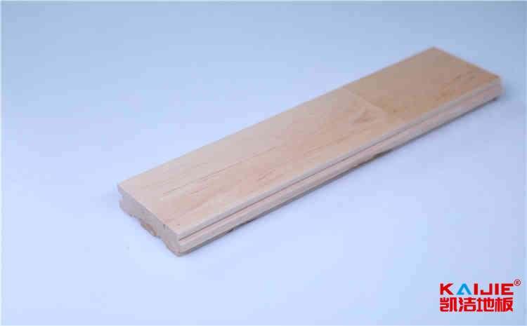 潍坊体育实木运动地板有什么优势——凯洁地板