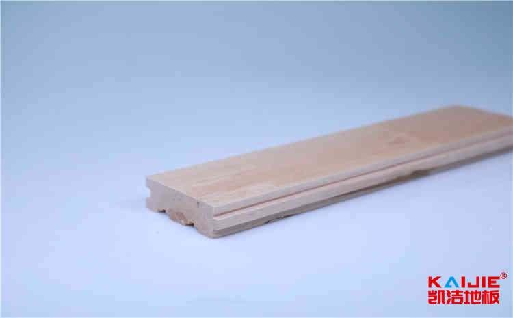 池州篮球木地板厂家——凯洁地板