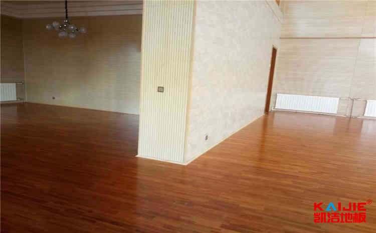 辽宁运动木地板品牌——凯洁地板