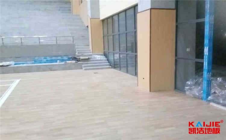 新疆企口体育地板厂