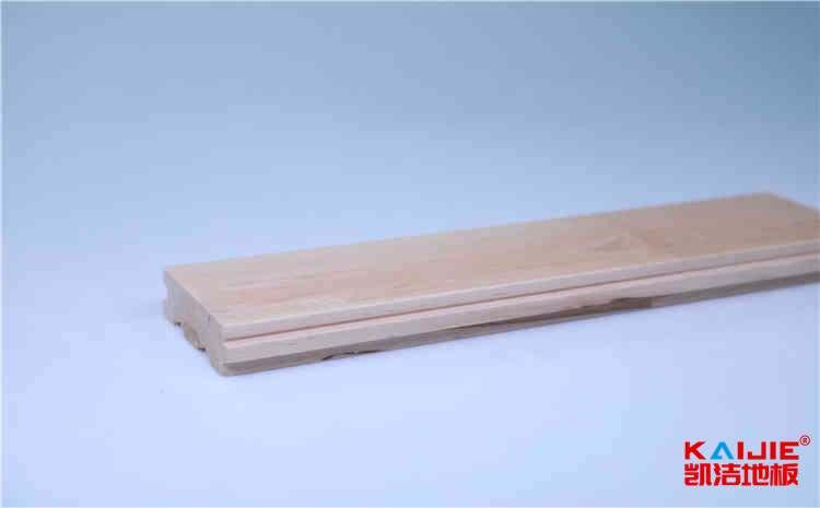 玉林篮球馆单层龙骨实木地板——凯洁地板