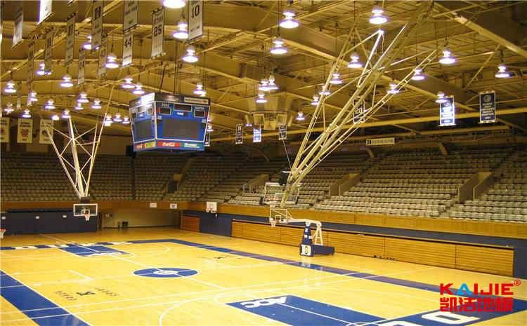 铁力市室内体育馆实木地板标准参数是什么——体育木地板