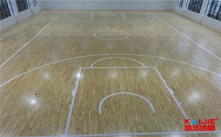 体育运动木地板翻新