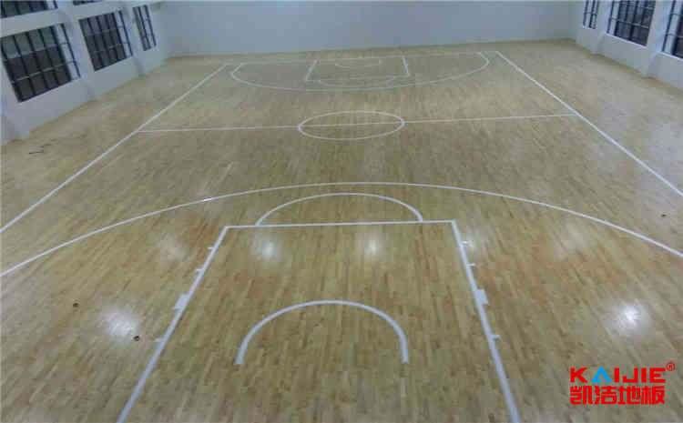 杭州篮球木地板需要多少钱