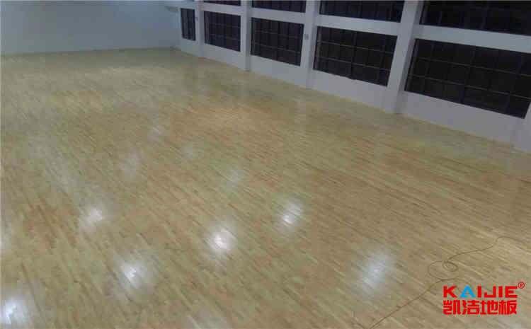 室内舞蹈室木地板厂家有哪些