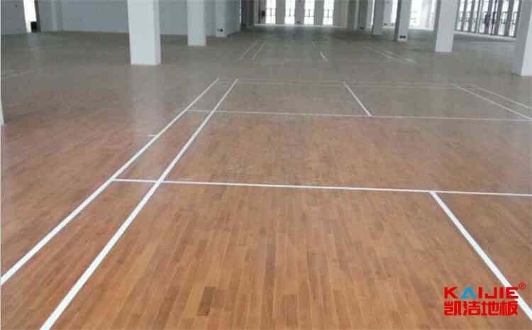 室内体育场木地板怎样选择呢