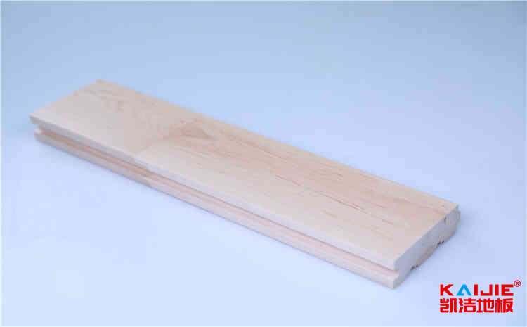 宿州排球馆木地板施工哪家专业——凯洁地板