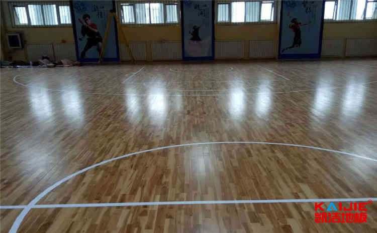篮球木地板国家品质检测