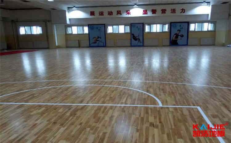 比赛场馆篮球场木地板哪家便宜