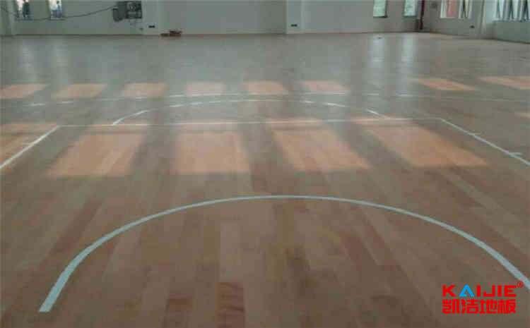 澳门篮球木地板厂家——运动木地板价格